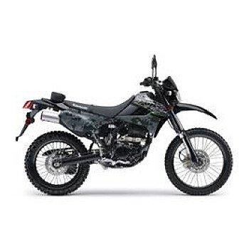 2019 Kawasaki KLX250 for sale 200709641