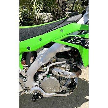 2019 Kawasaki KX250F for sale 200626513