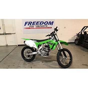 2019 Kawasaki KX250F for sale 200687322