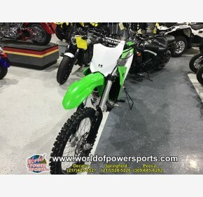 2019 Kawasaki KX250F for sale 200667401