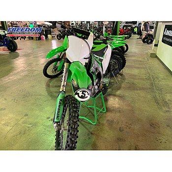 2019 Kawasaki KX450 for sale 200996389