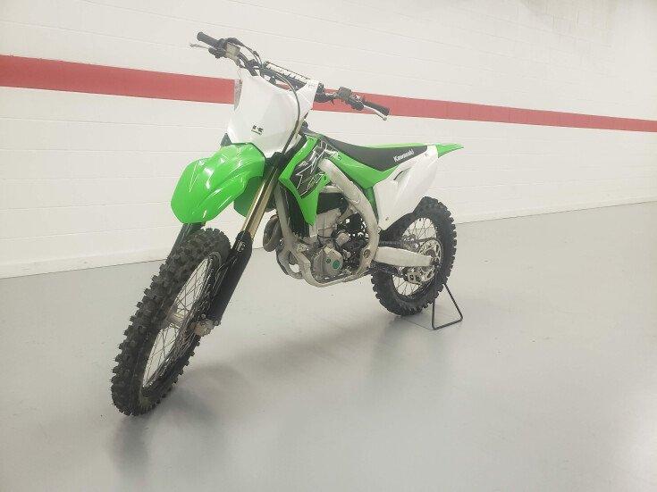 2019 Kawasaki KX450 for sale 201114112