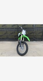 2019 Kawasaki KX450F for sale 200641026