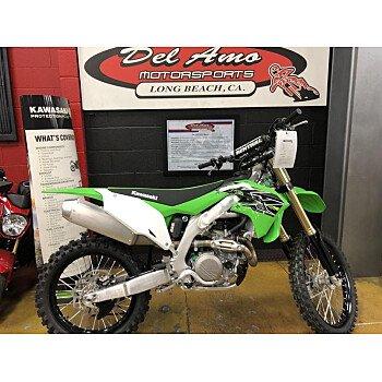 2019 Kawasaki KX450F for sale 200714490