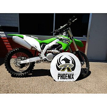 2019 Kawasaki KX450F for sale 200770927