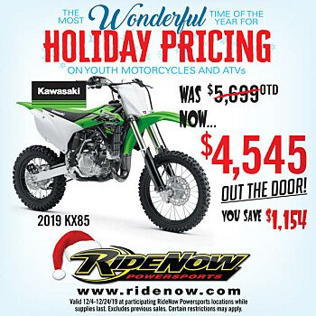 2019 Kawasaki KX85 for sale 200594992
