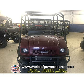 2019 Kawasaki Mule 4010 for sale 200637685