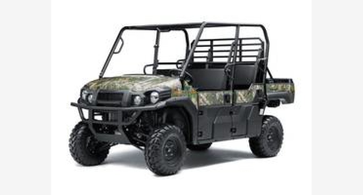 2019 Kawasaki Mule PRO-FXT for sale 200660433