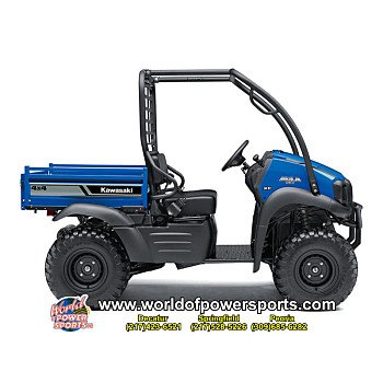 2019 Kawasaki Mule SX for sale 200637282