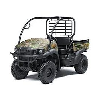 2019 Kawasaki Mule SX for sale 200649668