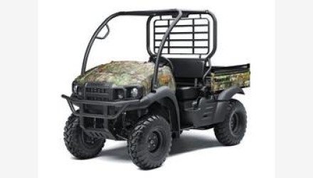 2019 Kawasaki Mule SX for sale 200652097