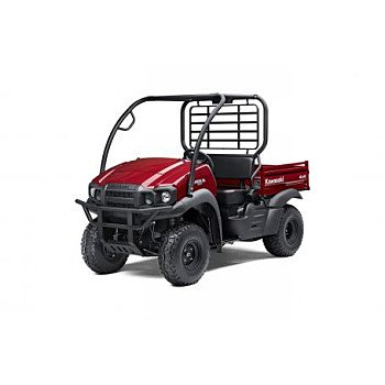 2019 Kawasaki Mule SX for sale 200691219