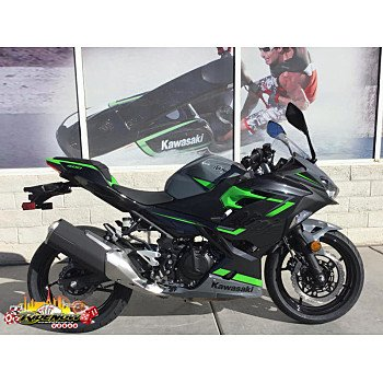 2019 Kawasaki Ninja 400 for sale 200667152