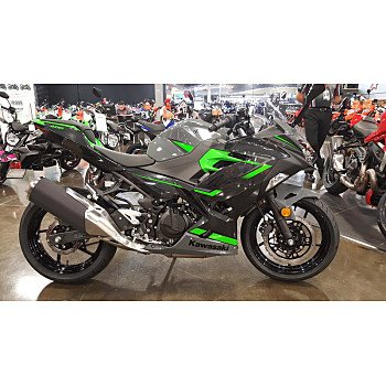 2019 Kawasaki Ninja 400 for sale 200715708