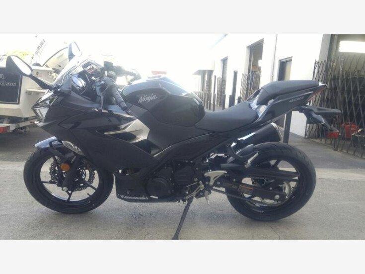 2019 Kawasaki Ninja 400 for sale near Miami, Florida 33155