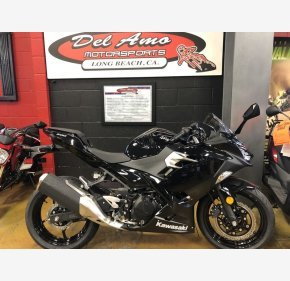 2019 Kawasaki Ninja 400 for sale 200714487