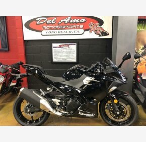 2019 Kawasaki Ninja 400 for sale 200714500