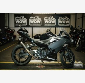 2019 Kawasaki Ninja 400 for sale 201007083