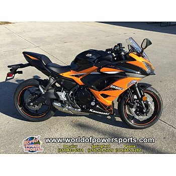 2019 Kawasaki Ninja 650 ABS for sale 200660393