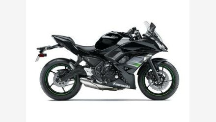 2019 Kawasaki Ninja 650 ABS for sale 200707571