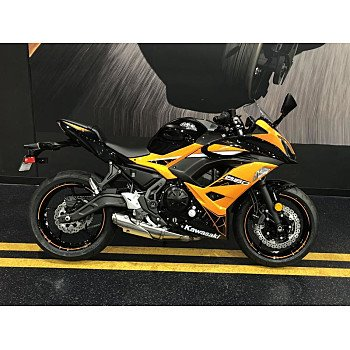 2019 Kawasaki Ninja 650 ABS for sale 200766709