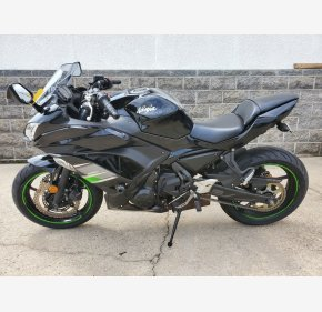2019 Kawasaki Ninja 650 ABS for sale 200966264