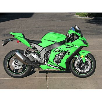 2019 Kawasaki Ninja ZX-10R for sale 200748047