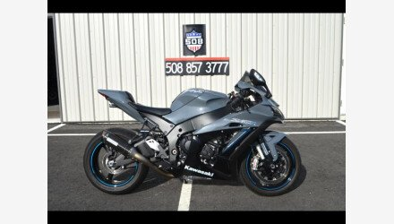 2019 Kawasaki Ninja ZX-10R for sale 201009605