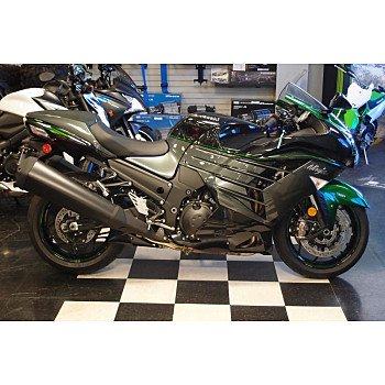 2019 Kawasaki Ninja ZX-14R ABS for sale 200829478