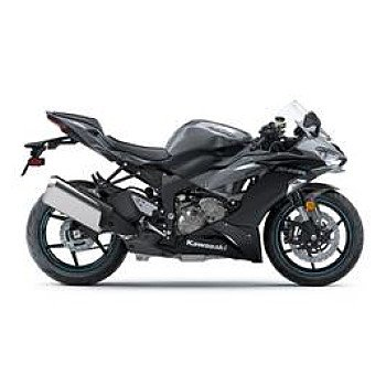 2019 Kawasaki Ninja ZX-6R for sale 200657844