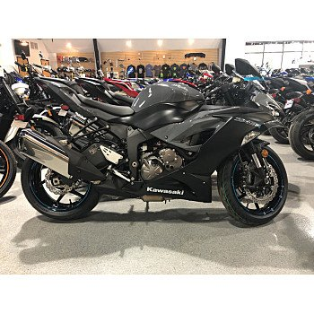 2019 Kawasaki Ninja ZX-6R for sale 200664016