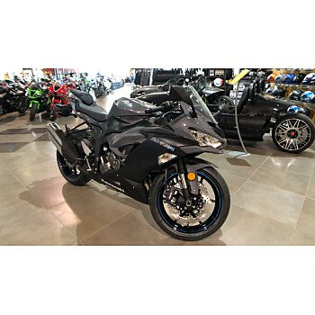 2019 Kawasaki Ninja ZX-6R for sale 200687610