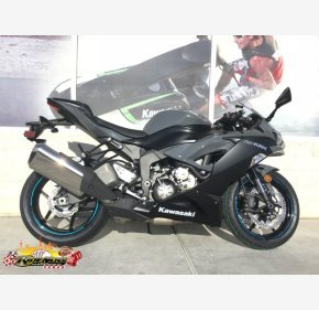 2019 Kawasaki Ninja ZX-6R for sale 200639335