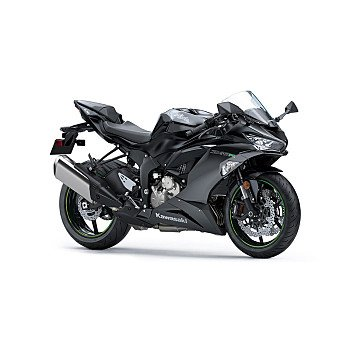 2019 Kawasaki Ninja ZX-6R for sale 200830715