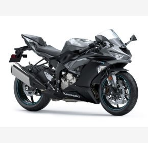 2019 Kawasaki Ninja ZX-6R for sale 200934065