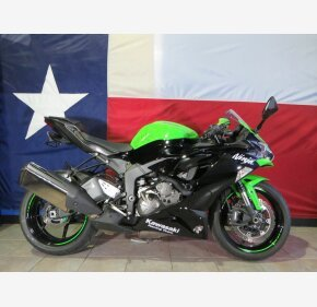 2019 Kawasaki Ninja ZX-6R for sale 200988907
