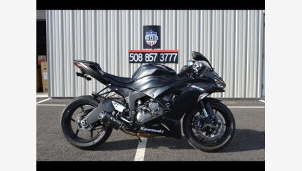 2019 Kawasaki Ninja ZX-6R for sale 200999314