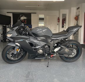 2019 Kawasaki Ninja ZX-6R for sale 201064778