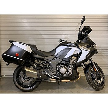 2019 Kawasaki Versys 1000 SE LT+ for sale 200712268