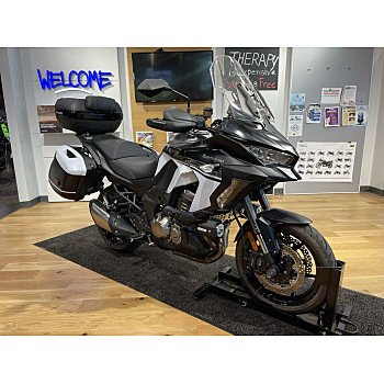 2019 Kawasaki Versys 1000 SE LT+ for sale 201123221