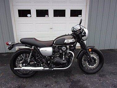 2019 Kawasaki W800 for sale 201073535