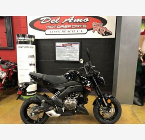 2019 Kawasaki Z125 Pro for sale 200714502