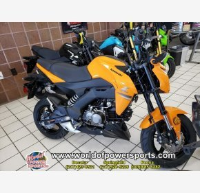 2019 Kawasaki Z125 Pro for sale 200718805