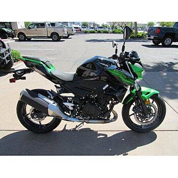 2019 Kawasaki Z400 for sale 200720511