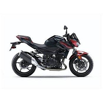 2019 Kawasaki Z400 for sale 200781242