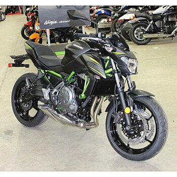 2019 Kawasaki Z650 ABS for sale 200652262