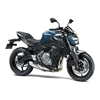 2019 Kawasaki Z650 ABS for sale 200656144