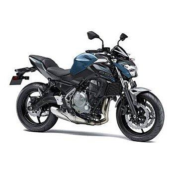 2019 Kawasaki Z650 ABS for sale 200657819