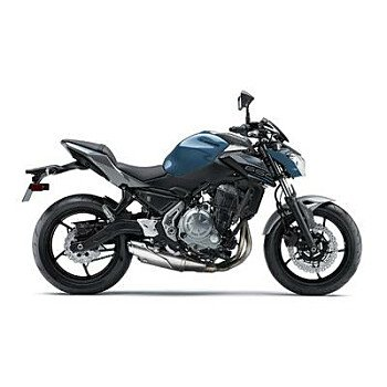2019 Kawasaki Z650 ABS for sale 200694908
