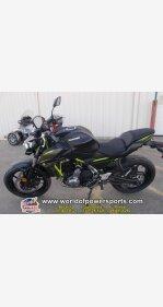 2019 Kawasaki Z650 ABS for sale 200663290
